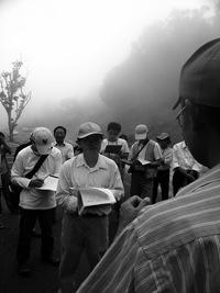 勘地(1)政府聽著鄉民代表的想法