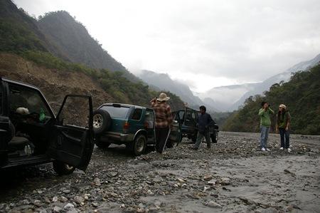 01 第一天部落獵人與耆老作舊部落探路