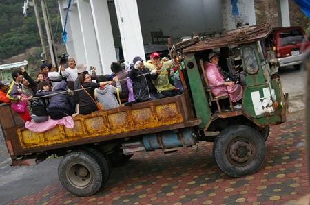 07 部落族人集體驅車進舊部落