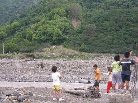 過河流籠--美蘭孩子的暑假_img_7